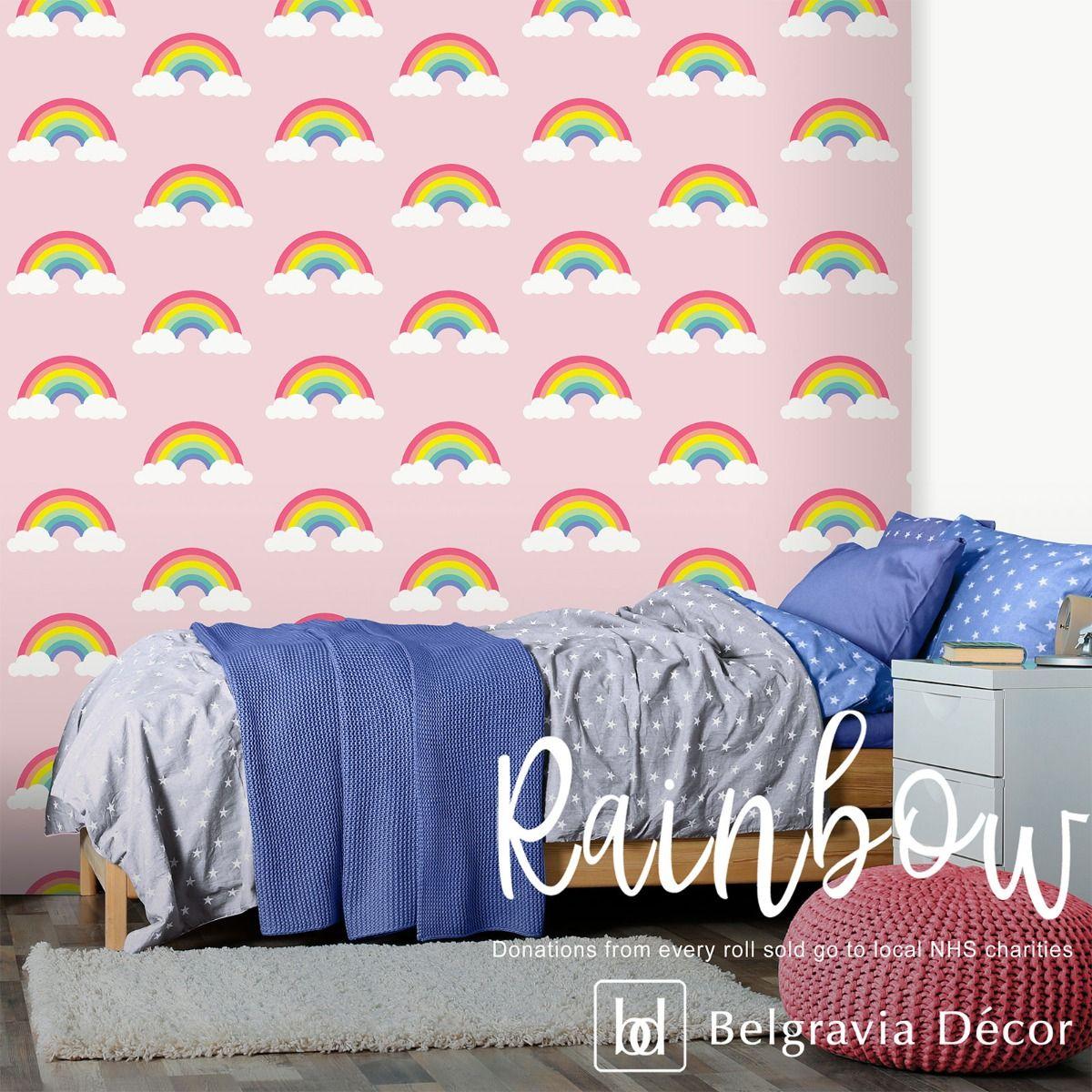 Belgravia Rainbow Pink