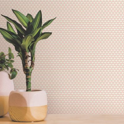 Ted Baker Fantasia Collection Mano Wallpaper Cream Pearlescent 12706