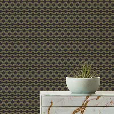 Ted Baker Fantasia Collection Mano Wallpaper Cream Pearlescent 12709