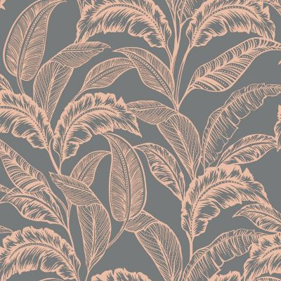 Mozambique Wallpaper Light Cream / Gold Accessorize 275123