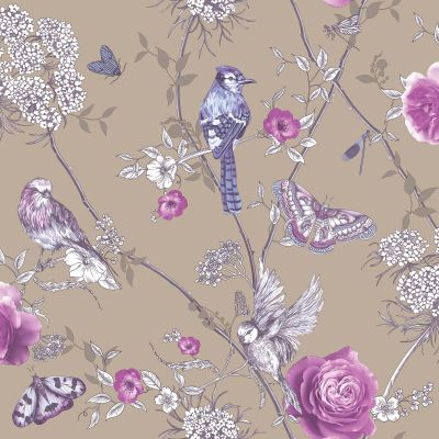 Fantasia Paradise Garden Wallpaper Mint Green Arthouse 692401