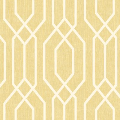 New York Geo Trellis Wallpaper - Grey - Arthouse 908300