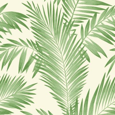 Tropical Palm Wallpaper Green Arthouse 906802