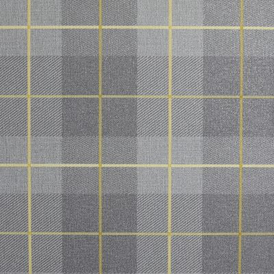 Heritage Tartan Wallpaper Ochre / Grey Arthouse 299000