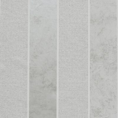 Calico Stripe Texture Wallpaper Grey Arthouse 921300