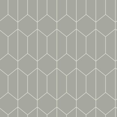 Linear Geometric Wallpaper Grey Arthouse 909700