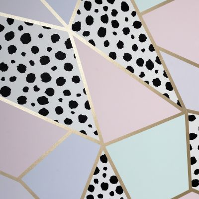 Dalmatian Fragment Wallpaper Multi Arthouse 908508
