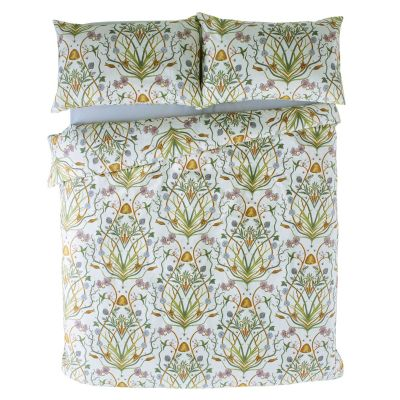 The Chateau by Angel Strawbridge Potagerie Super King Duvet Cover Set Cream
