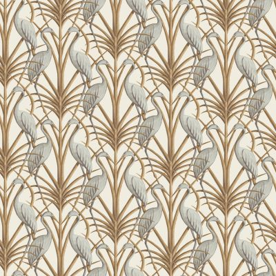 The Chateau by Angel Strawbridge Nouveau Heron Wallpaper Cream NOH/CRE/WP