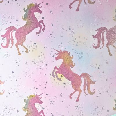 Be Dazzled Fairy Dream Wallpaper Moondust Coloroll M1422