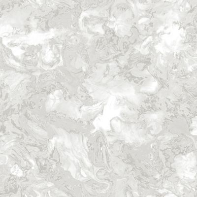 Liquid Marble Wallpaper Light Grey Debona 6354