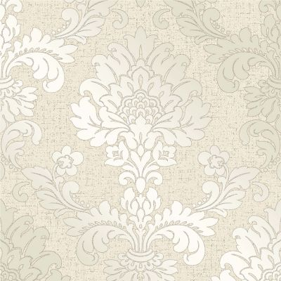 Quartz Damask Wallpaper Gold Fine Decor FD41970