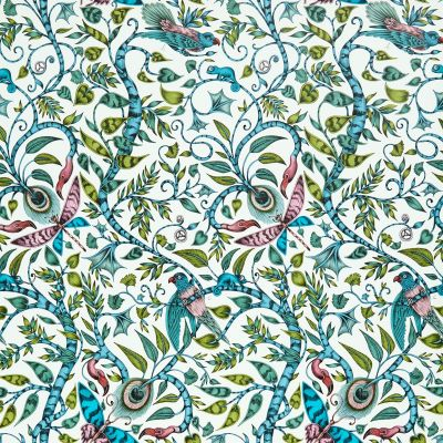Emma J Shipley Animalia Rousseau Wallpaper Jungle W0104/03