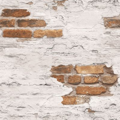 Grunge Collection Exposed Brick Ochre Galerie G45352