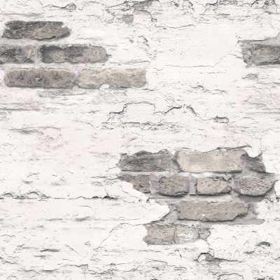 Grunge Collection Exposed Brick Grey Galerie G45353