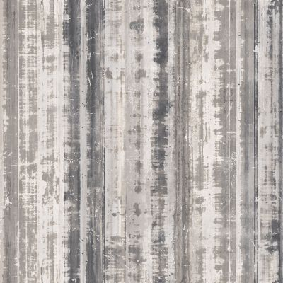 Grunge Collection Corrugated Metal Grey Galerie G45356