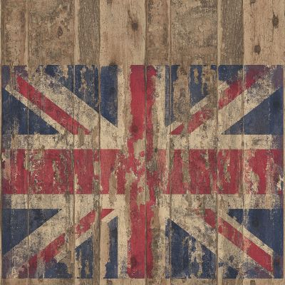 Grunge Collection Union Jack R W & B Galerie G45384