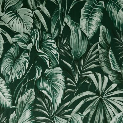 Sublime Leaves Exotique Wallpaper Green Graham & Brown 107010