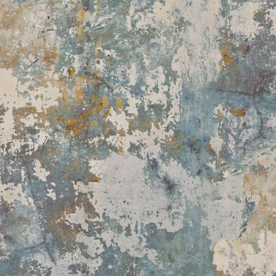 Tempera Concrete Effect Wallpaper Blue GranDeco EP3001