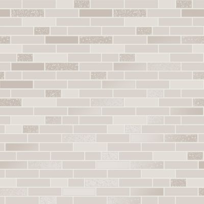 Tiling on a Roll Wave Tile Wallpaper White Holden 89320