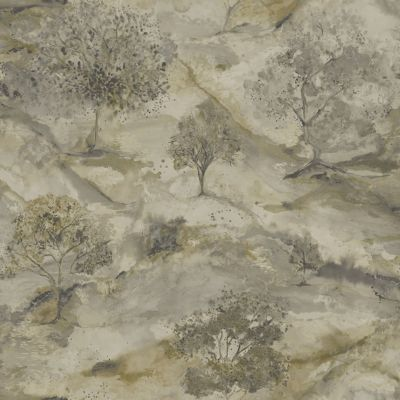 Holden Minerals Ascadia Gold / Charcoal Wallpaper 35732