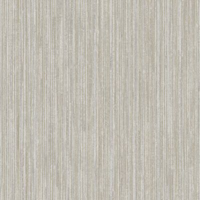 Adeline Stripe Wallpaper Grey/Gold Holden 65710