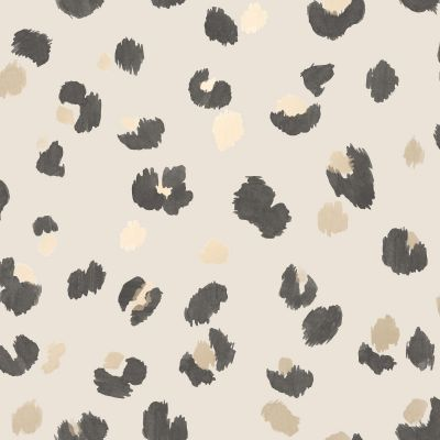 Amur Leopard Print Wallpaper Cream Holden 91072