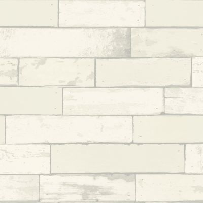 Berkeley Brick Wallpaper White Holden 98462