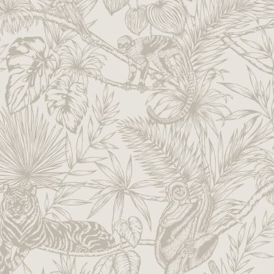 Sumatran Wallpaper Dove / Silver Holden 65763