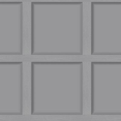 Modern Wood Panel Wallpaper Grey Holden 12981