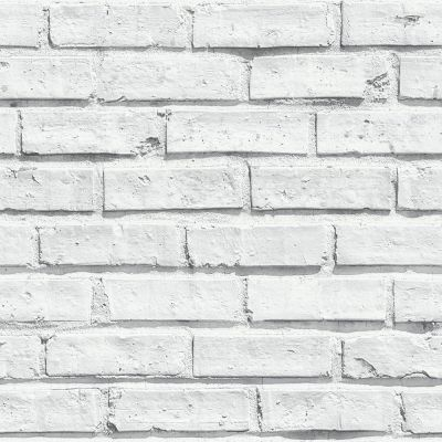 White Brick Wallpaper - Arthouse 623004