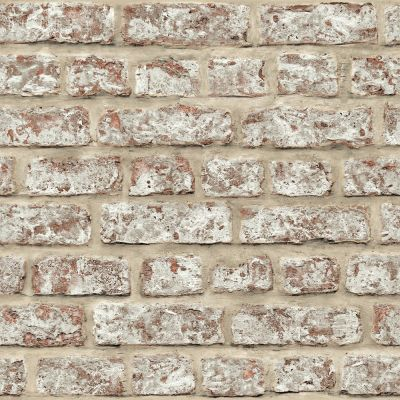 Rustic Brick Wallpaper - Natural - Arthouse - 889604 | Feature