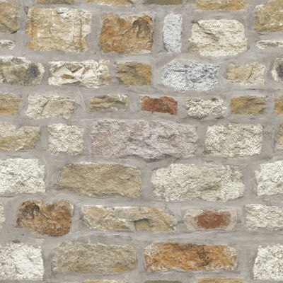 Country Stone Wallpaper Arthouse 696500