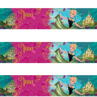 Disney Frozen Anna Wallpaper Border 5m