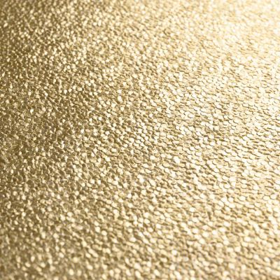Muriva Amelia Metallic Textured Wallpaper - Gold 701433 | Feature