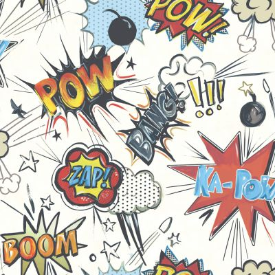 Kapow Wallpaper - 272604 | Decor | Feature | Rasch