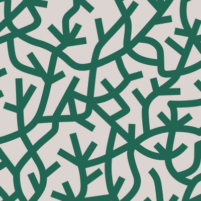 A Forest Wallpaper Douglas Fir Mini Moderns AZDPT037DF