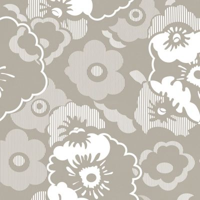 Alice Wallpaper Weathered Cedar Mini Moderns AZDPT011WC