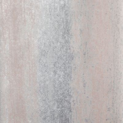 Sienna Ombre Wallpaper Dusky Pink and Silver Muriva 701593