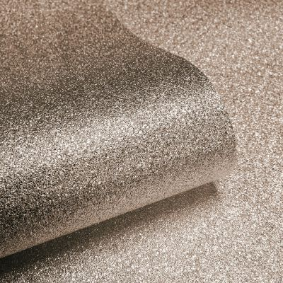 Textured Sparkle Glitter Effect Wallpaper Rose Gold Muriva 701379