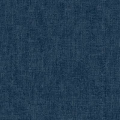 Linen Texture Effect Wallpaper Blue Muriva 173533