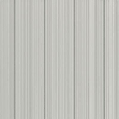 Sightseeing Stripe Wallpaper Grey / Silver Rasch 433128