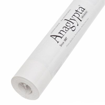 Lining Paper 800 Grade Single Roll by Anaglypta