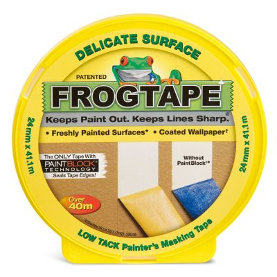 Frog Tape Delicate Surface Masking Tape 24mm x 41.1m