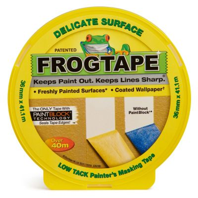 Frog Tape Delicate Surface Masking Tape 36mm x 41.1m
