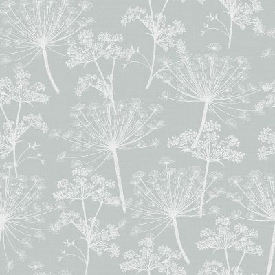 Cow Parsley Wallpaper Mineral Stil Haven COW-WP-MIN
