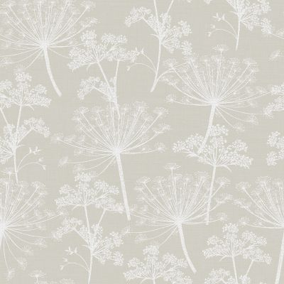 Cow Parsley Wallpaper Putty Stil Haven COW-WP-PUT