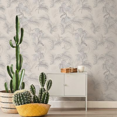 Ted's Enchanted Collection Horizon Wallpaper-Blush, Ted Baker 12499