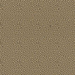 Portfolio Leopard Print Wallpaper Black Gold Rasch 215618