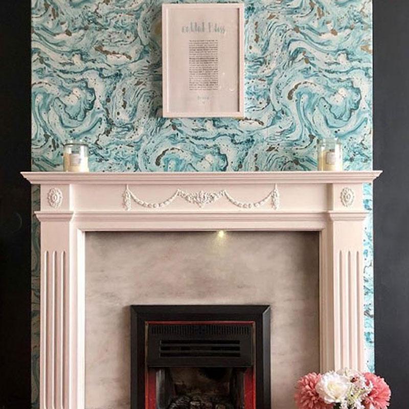 marble geometric wallpaper